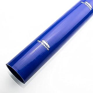 Ø 76mm 1 Meter Silikon Schlauch ( Blau ) Meterware Verbinder