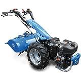 BCS - Motocultor/Motoazada 750 diésel PowerSafe® - Motor Lombardini 3LD