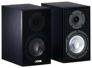 Canton GLE 420 Enceinte Compacte 2-way Système Bass-reflex 130 W Noir