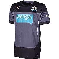 2014-2015 Newcastle Puma Training Shirt (Black)