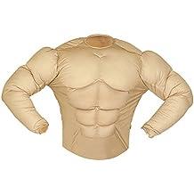 WIDMANN Aptafêtes–Disfraz de camisa Monsieur Muscle