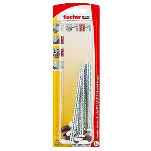 Fischer  <strong>Durchmesser Bohrloch</strong>   6 mm