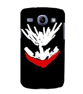 printtech Joker Sketch Design Back Case Cover for Samsung Galaxy A3 / Samsung Galaxy A3 A300F