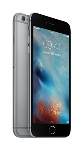 Apple iPhone 6S Plus - Smartphone libre iOS  Pantalla 5 5   64 GB  Dual-Core 1 4 GHz  2 GB de RAM  c  mara de 12 MP    Reacondicionado Certificado por