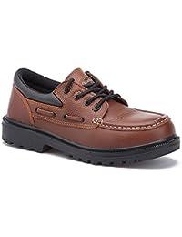 Paredes SP5010MA40cuarzo II–Zapatos de seguridad S1P talla 40MARRÓN