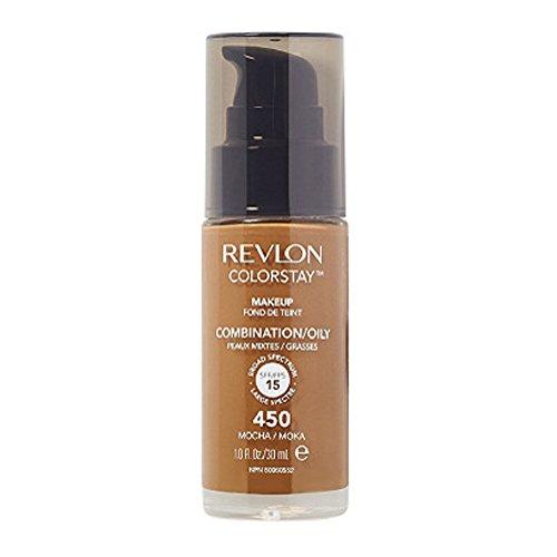 Revlon ColorStay Foundation for Combination/Oily Skin, Cappuccino