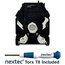 Unidad De Disco Blu Ray Sony PS3 Slim - 160, 320 GB Modelos Slim - (KES-450D/ KEM-450DAA Láser) + Destornillador Nextec® de Seguridad Torx T8