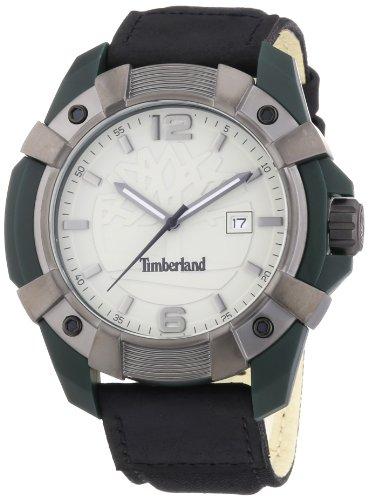Timberland Men's Quartz Watch CHOCORUA TBL13326JPGNU-13 with Textile Strap