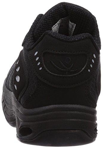 Sapatos Ii Ao 85 Shi Fitness Preto Livre Chung Ar Conforto Passo Desporto Mulheres black De IqatwpC