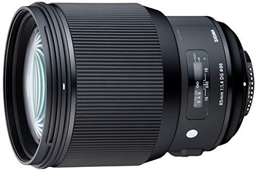 Sigma Objectif 85mm F1.4 DG HSM Art - Monture Nikon