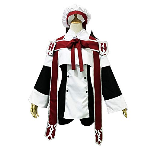 Anime Black Butler Kuroshitsuji Phantomhive Cosplay Costume  Choir Anime COS Clothing for Men Women,XL