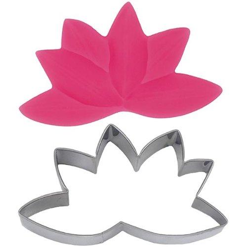 Blossom Sugar Art LTD Lily Cutter und Schimmel Set-Flower -