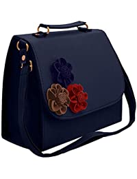 BFC-Women's Handbag, Sling Bag with Adjustable Strap for Ladies and Girls.