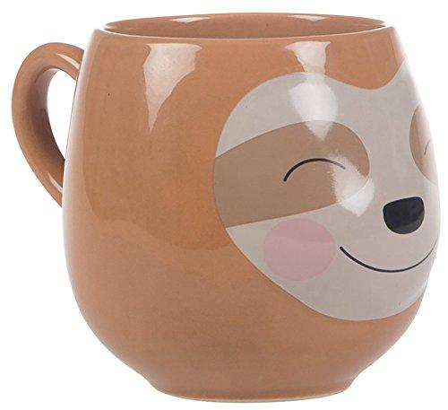 Kindertasse Kaffeetasse Teetasse Tasse Mug Motiv (Faultier)