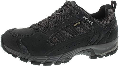 Meindl Journey Pro GTX Men Größe UK 10,5 anthrazit (Herren Anthrazit Schuhe)