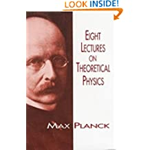 Eight Lectures on Theoretical Physics (Dover Books on Physics)