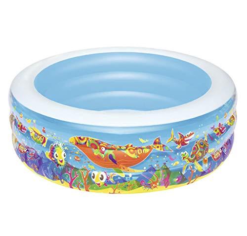 LQHPP Aufblasbare Pool Wasser Spiel Spielzeug Marine Ball Pool 152 * 51 cm Geeignet Für Kinder Im Alter Von 0-9 (60 * 20 Zoll)