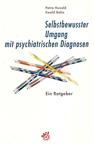 Cover »Selbstbewusster Umgang mit psychiatrischen Diagnosen«