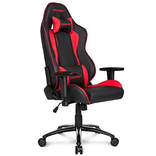 Akracing Gaming Stuhl NITRO rot/schwarz
