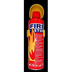 Kedy Fire Stop Spray Safety for Car, Home, Kitchen Etc, 500ml