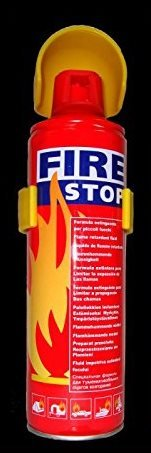Kedy Fire Stop Spray Safety for Car, Home, Kitchen Etc