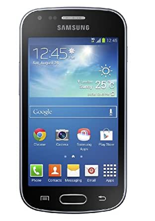 Samsung S7580 Galaxy Trend Plus UK SIM-Free Smartphone - Black