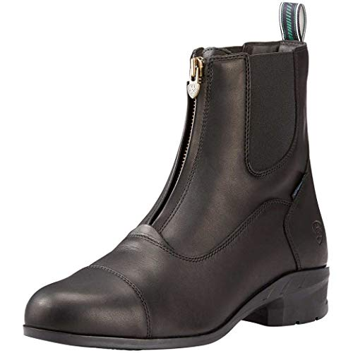 ARIAT Heritage IV Zip H20 Paddock Boots 41.5 EU Black