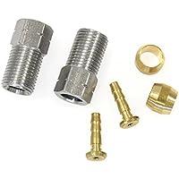 ALHONGA - 35403 : Kit reparacion latiguillo cable freno disco hidraulico Shimano