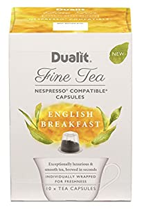 Dualit CL090 NX English Breakfast Tea Capsule (Pack of 50)