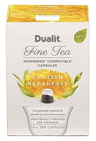 Dualit CL090 NX English Breakfast Tea Capsule (Pack of