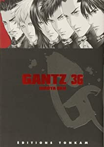 Gantz Edition simple Tome 36