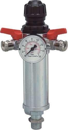 Aria Compressa - Riduttore di Pressione per compressori Walmec Art.61002 M1/2