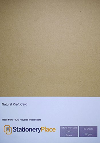 stationery-place-thick-brown-recycled-natural-kraft-card-a3-280-gsm-50-sheet-pack