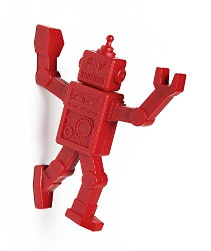 peleg-robohook-robot-diseno-de-cierre-magnetico-con-forma-de-percha-rojo
