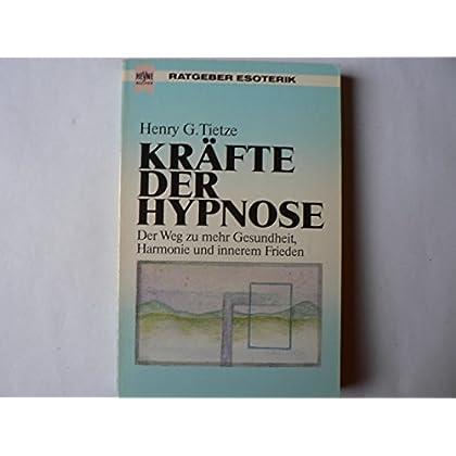 Kräfte der Hypnose