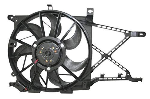 NRF Ventilateur du moteur opel, ASTRA H, H astra caravan, Astra H GTC, ASTRA H salon.