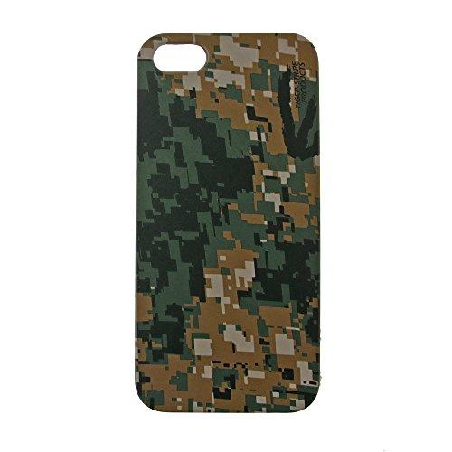 FMA iPhone 5 Hülle Tiger Stripe Woodland Digital (Digital Tiger Stripe)