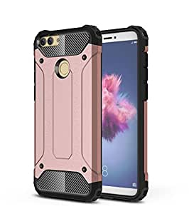 huawei p smart case smtr hybrid armor case detachable 2 electronics. Black Bedroom Furniture Sets. Home Design Ideas