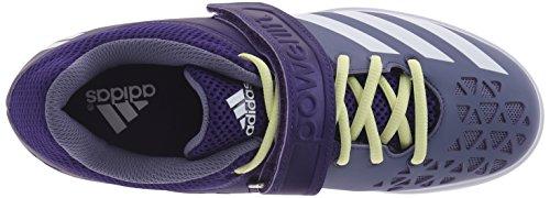 Adidas Performance Powerlift.3Cross-Trainer-Schuh Collegiate Purple/White/Ice Yellow Fabric