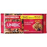 UNIBIC Fruit & Nut Cookies, 500 g