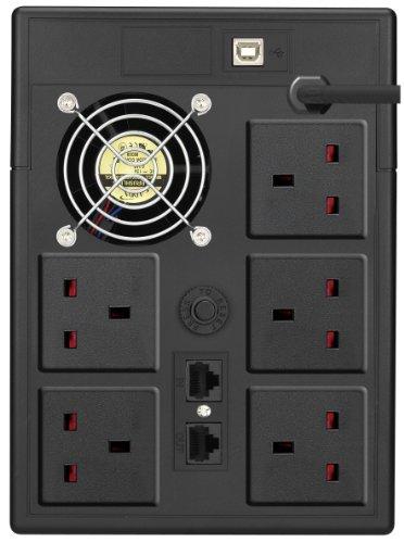 PowerWalker VI 1500 LCD/UK 1500VA/900W UPS