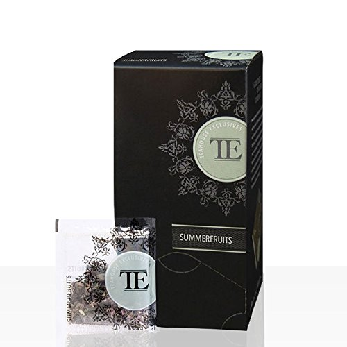 TE - Luxury Teahouse Exclusives Summerfruits 6 x 15 Beutel á 3,5g Früchte-Tee -