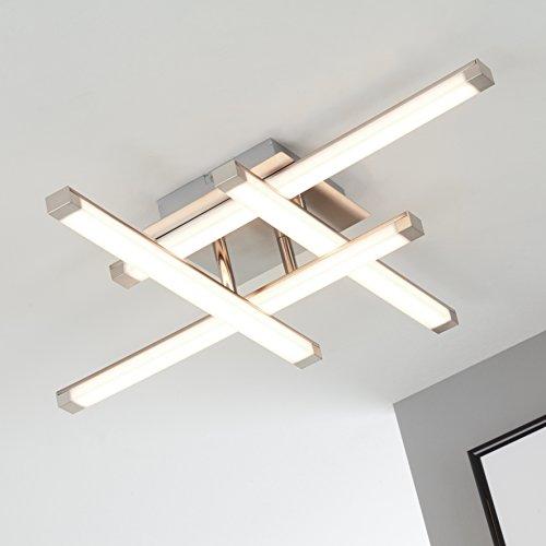 Faretti faretto da soffitto plafoniera, lampada da soffitto, a LED, salotto lampada Spot ...