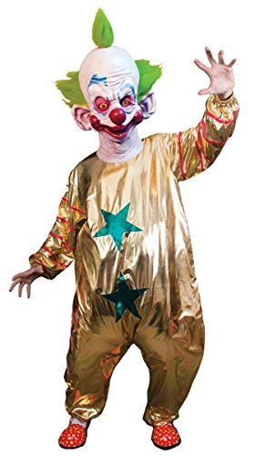 r-Klowns aus dem Weltraum - Anzug OHNE Maske (Killer Klown Kostüme)