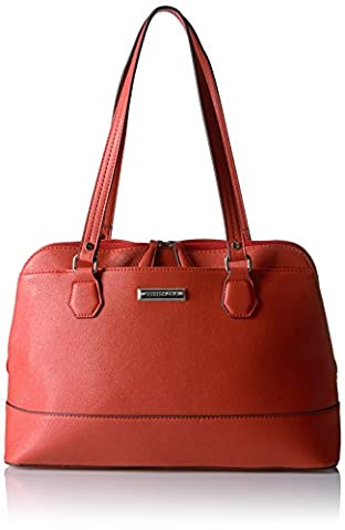 Kenneth Cole Reaction Kathleen Satchel, Red