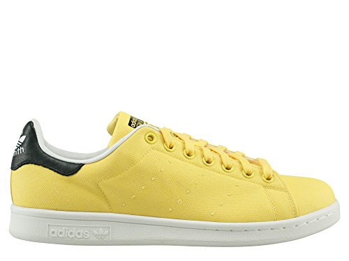 Scarpe giallo Bianco Stan nero Smith Originali frB6nf