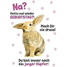 Suchergebnis Auf Amazon De Fur Hase Geburtstag Burobedarf
