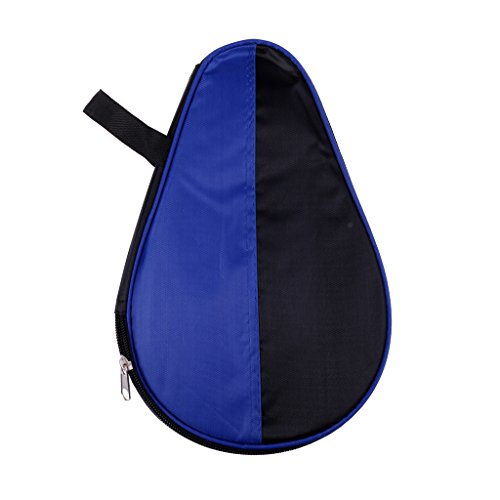 Segolike Waterproof Table Tennis Racket Ping Pong Paddle Bat Bag Pouch