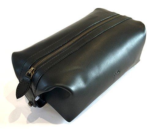 polo-ralph-lauren-toiletry-travel-wash-kit-dopp-bag-black-leather