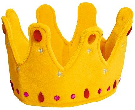 Kostüm Jährige 13 Prinzessin - Geburtstagskrone für Kinder